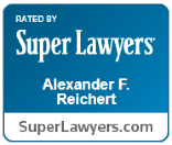 Alexander Reichert, Rated by Super Lawyers