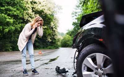Frequently Asked Question: Who is at Fault?